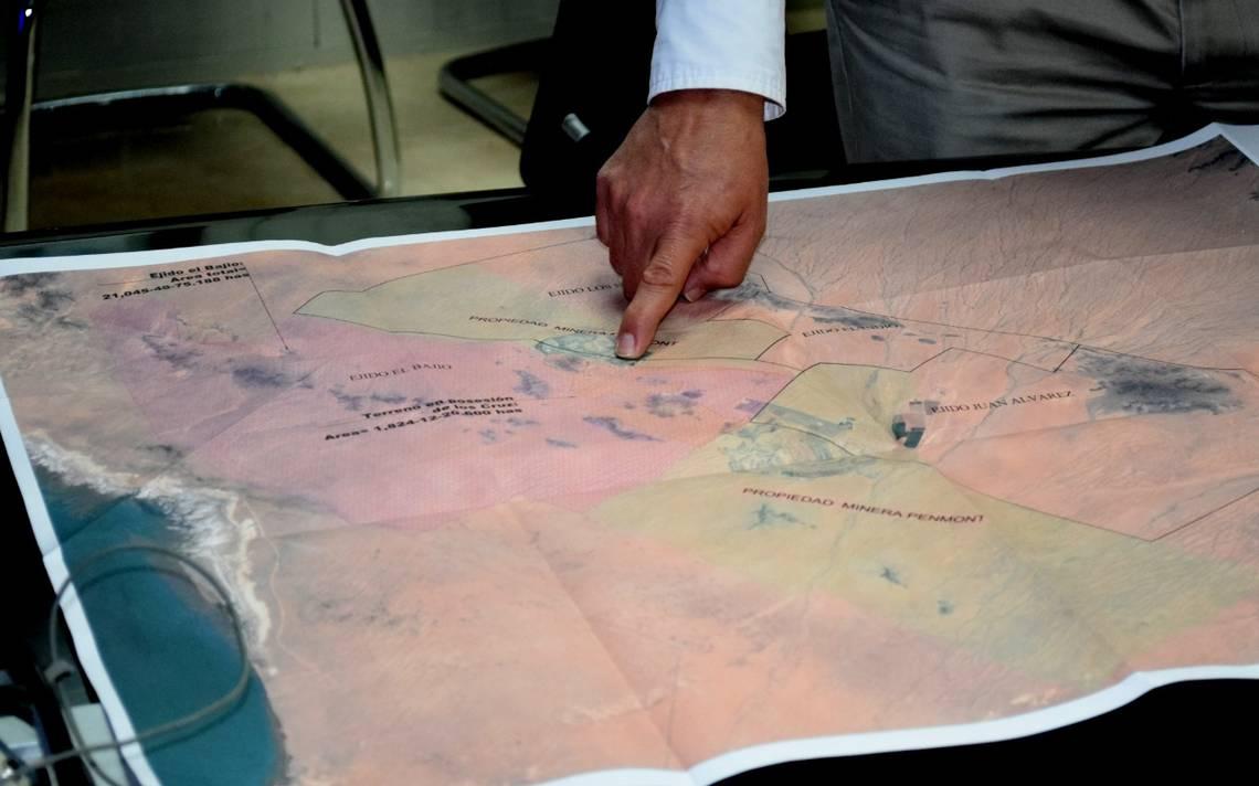Denuncian presunto uso ilegal de cianuro en Caborca - El Sol de Hermosillo