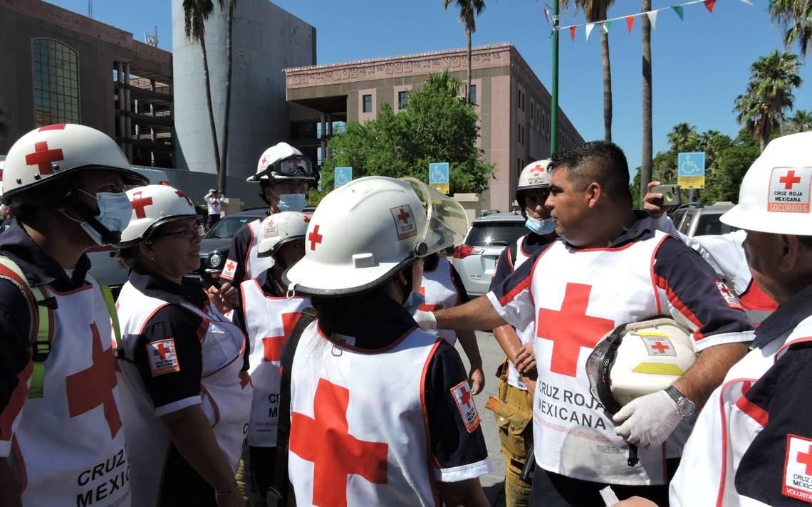 Invita Cruz Roja al curso de Evaluación Pediátrica - El Sol de Hermosillo