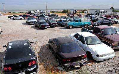Subasta De Carros >> Realizaran Subasta De Vehiculos Que Estan En El Corralon