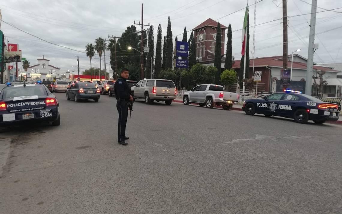 FBI patrulla Agua Prieta y zona fronteriza con Chihuahua, detalla alcalde - El Sol de Hermosillo