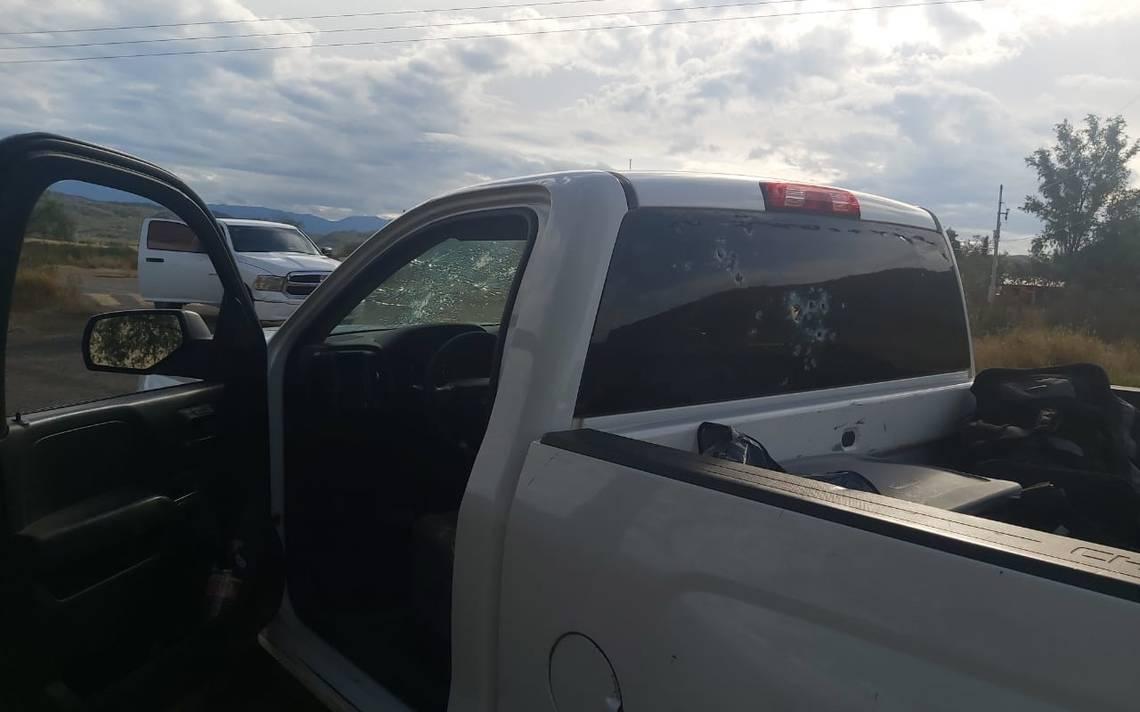 Atacan a balazos a agentes de la AMIC en Rosario Tesopaco - El Sol de Hermosillo