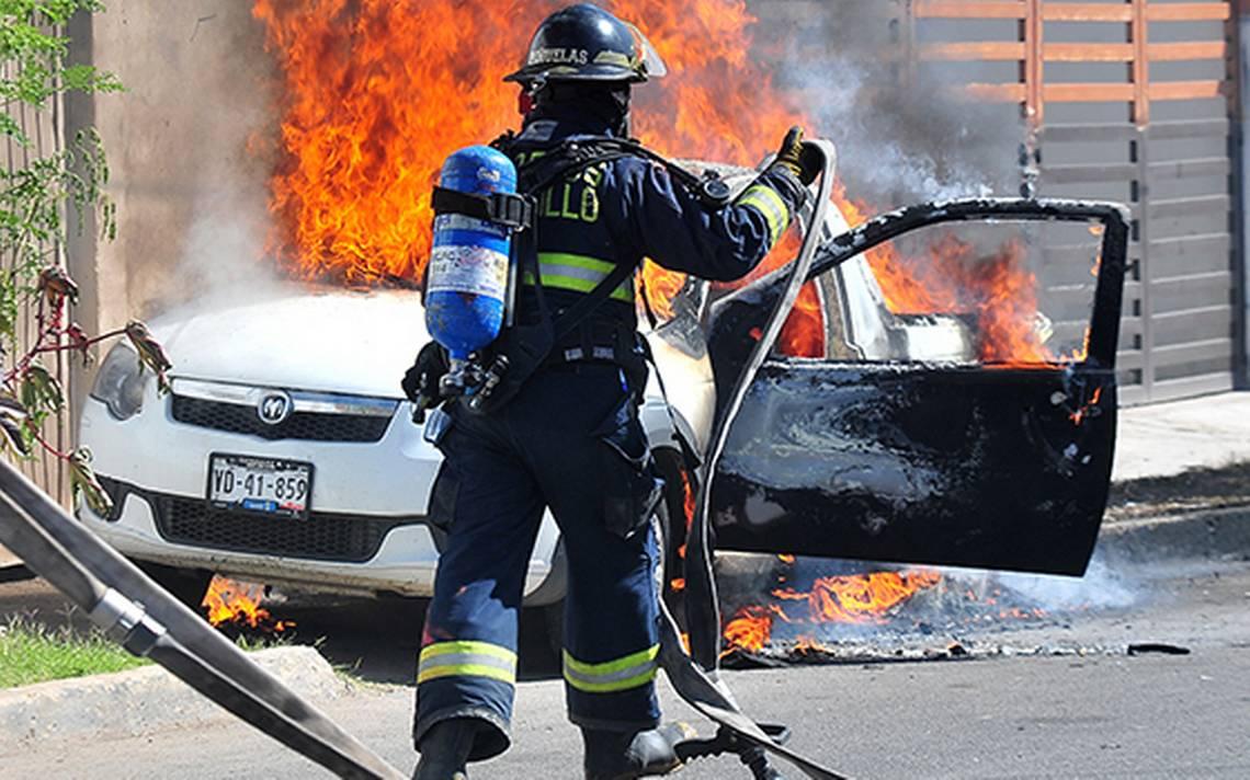 Bomberos de Hermosillo, los héroes detrás de los incendios en la capital - El Sol de Hermosillo