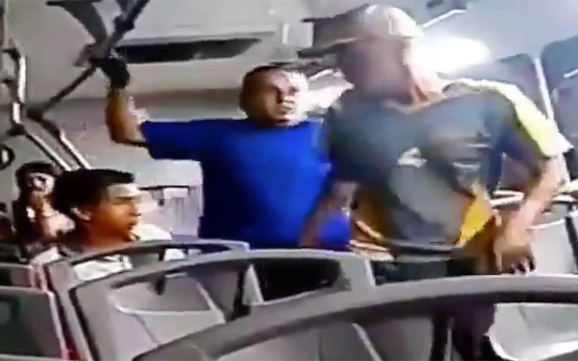 [VIDEO] Captan a hombre que se masturbaba en camión de Hermosillo - El Sol de Hermosillo